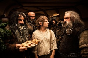 The Hobbit Lineup at Comic Con
