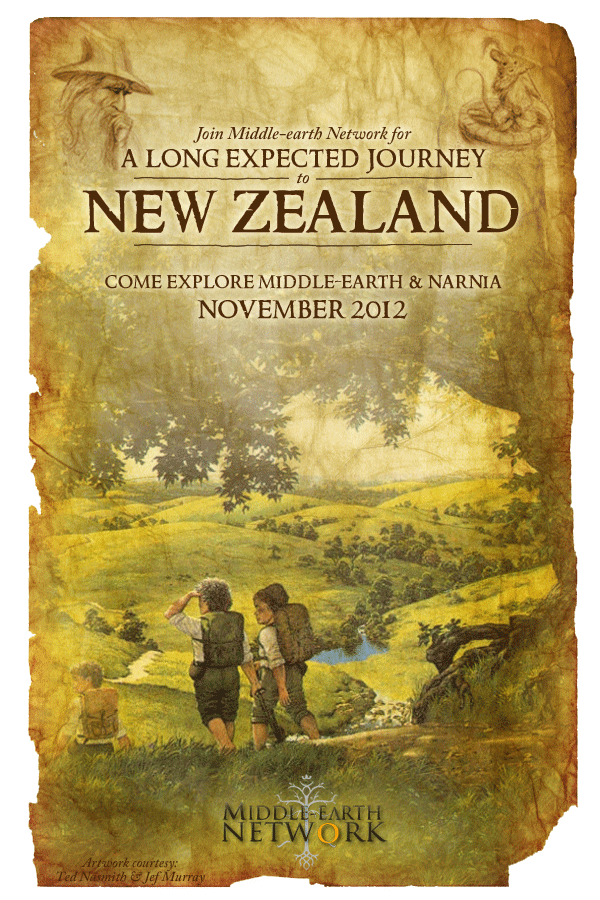 This Week's TFI: Ian Brodie & Paul Martin Talk NZ Tour Itinerary
