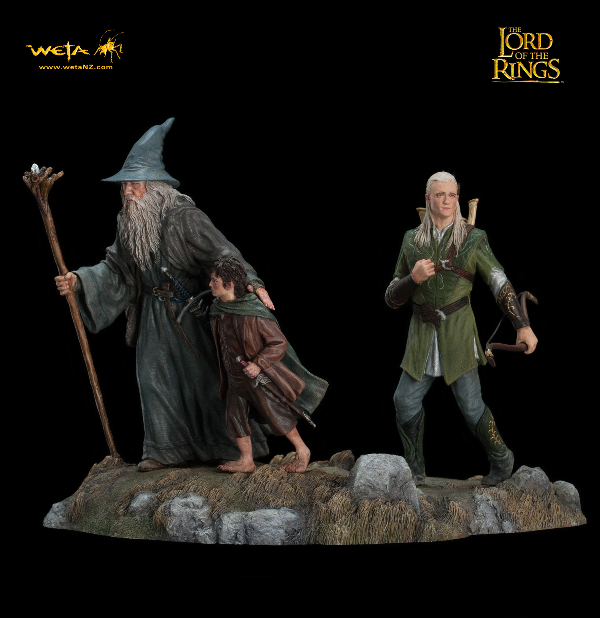 Pre-Order Weta's Fellowship of the Ring – Set 1