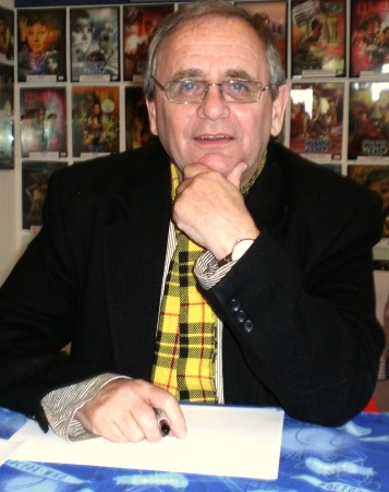 Happy Birthday to Sylvester McCoy!