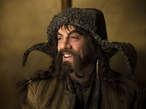 James Nesbitt on The Hobbit