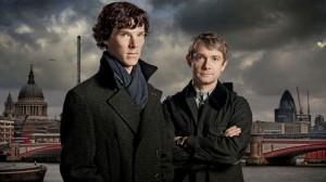 Freeman and Cumberbatch Win Crime Thriller Awards