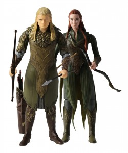 BREAKING: New Upcoming 'Hobbit' Toys from Bridge Direct!