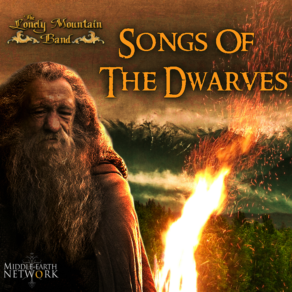 Pre-Order 'Songs of the Dwarves' by the Lonely Mountain Band
