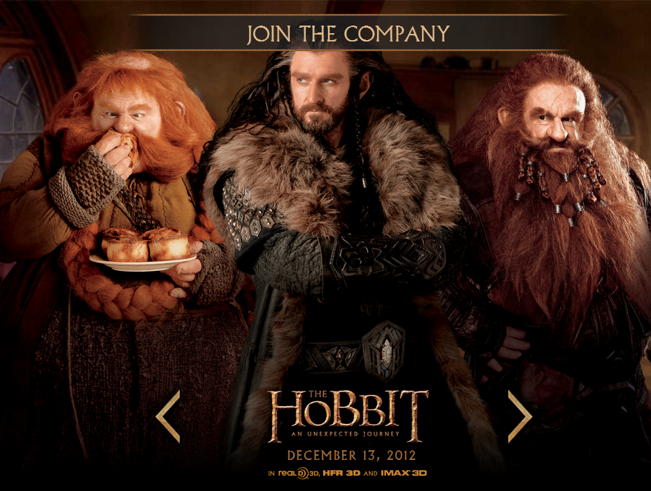 Dwarf-ify yourself with 'The Hobbit' App