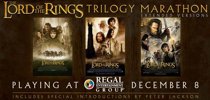 Prepare for 'The Hobbit' With LOTR Marathon!