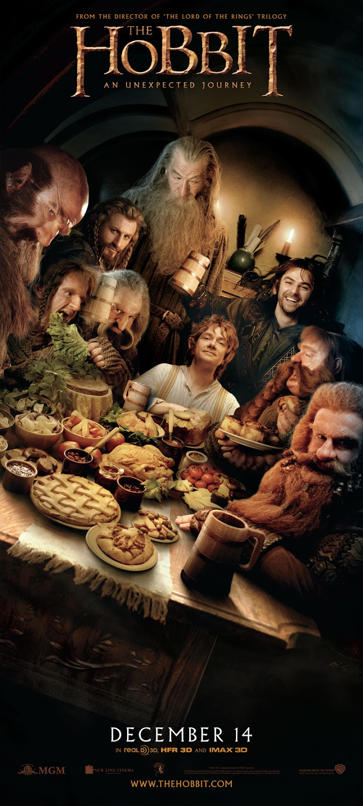 Production Design on The Hobbit