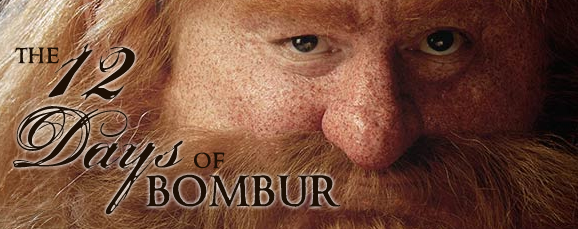The 12 Days of Bombur – Day 11