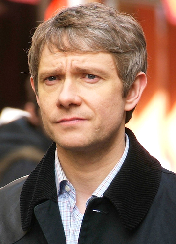Martin Freeman Wins Shorts Award