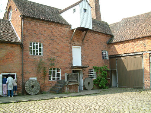Grand Opening of Sarehole Mill