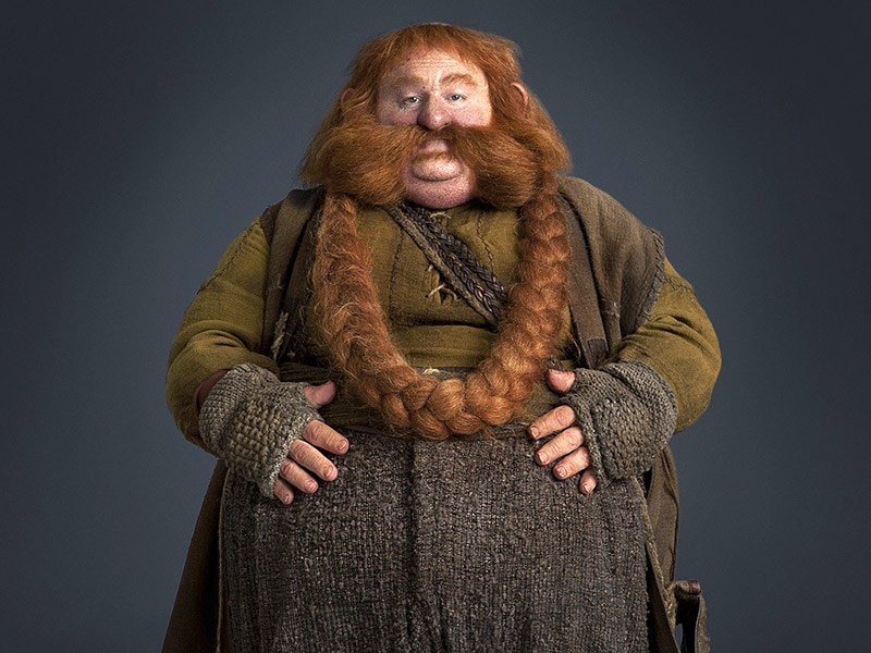 The 12 Days Of Bombur – The Full Stephen Hunter Interview – Middle