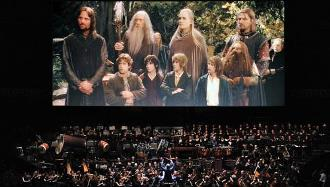 Singapore's Upcoming Screening of The Fellowship of the Ring with Live Soundtrack