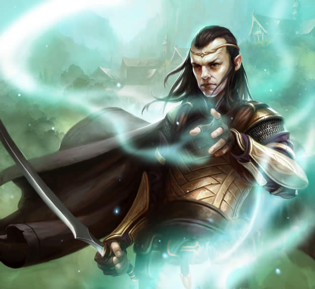 Guardians of Middle-earth Welcomes Elrond of Rivendell