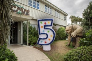 The Weta Cave Celebrates 5th Birthday