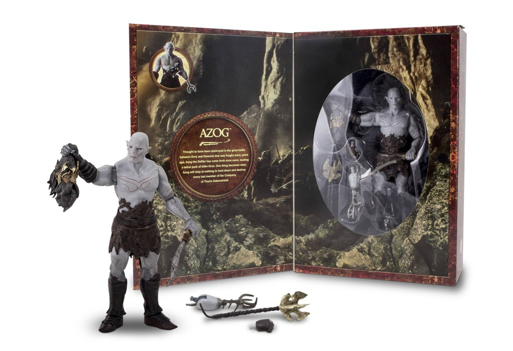 "The Bridge Direct at SDCC – Exclusive ""Hobbit"" Toys"
