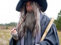 Glenn Mayer as Gandalf