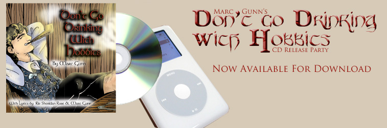 Marc Gunn's CD Release Party Available for Download
