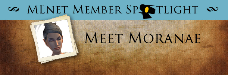 Middle-earth Network Member Spotlight: Moranae