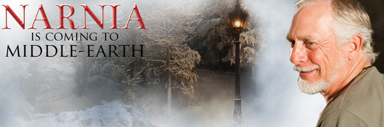 EXCLUSIVE Interview with Douglas Gresham!