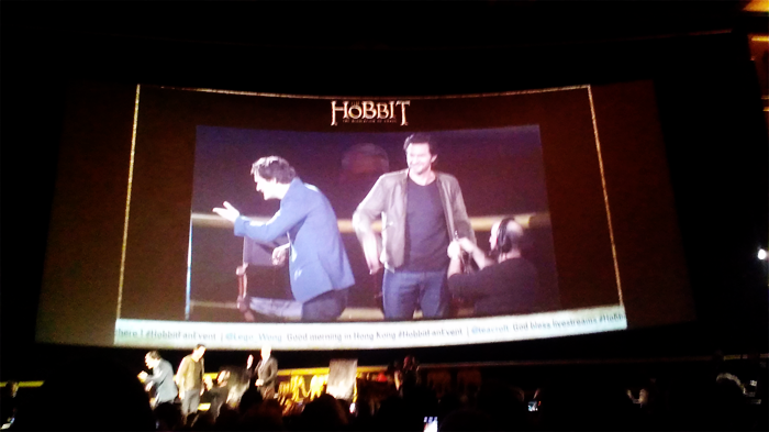 Hobbit Fan Event 6
