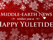 Happy Yuletide From All Of Us In Middle-earth!