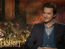 EXCLUSIVE Richard Armitage Interview When We Reach 30K Twitter Followers!