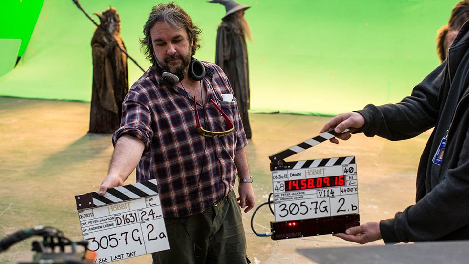 Middle-earth News – BREAKING NEWS: Peter Jackson Announces ...