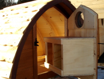 Chicken Coops Fit for the Shire