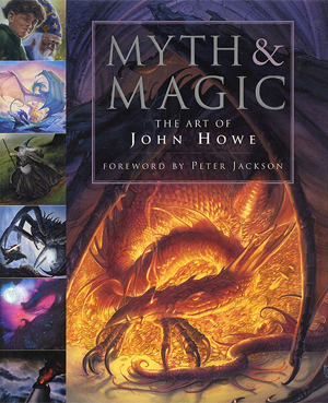 Myth and Magic Art of John Howe