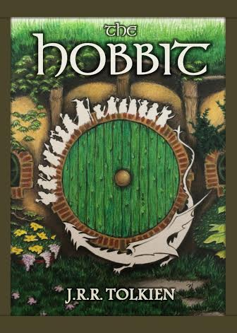 Avadal's cover design for 'The Hobbit'