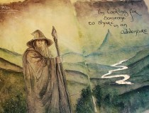 An Eagle's View of Middle-earth – May 17, 2014