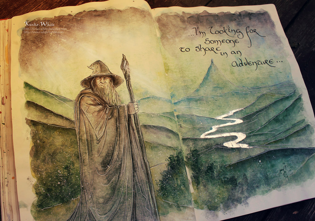 fantasy as a genre of imaginative fiction in jrr tolkiens the hobbit In the pantheon of fantasy writers, perhaps only jrr tolkien, with his novels of middle-earth (most notably the hobbit [1937] and the lord of the rings [1954-55]), can rival rowling's work in.