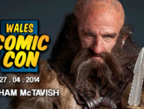 Hobbit Tales from Wales Comic Con – The Cast