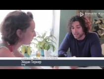 Aidan Turner Interview from Odessa (in English)