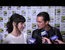 Hobbit Cast Interviews at San Diego Comic Con