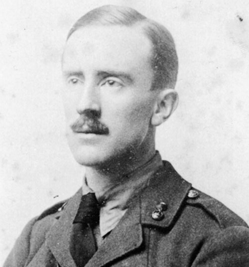a biography of the author jrr tolkien In 1904, when jrr tolkien was 12, his mother died of acute diabetes at fern cottage in rednal, which she was renting  the popularity of tolkien's books has had a small but lasting.