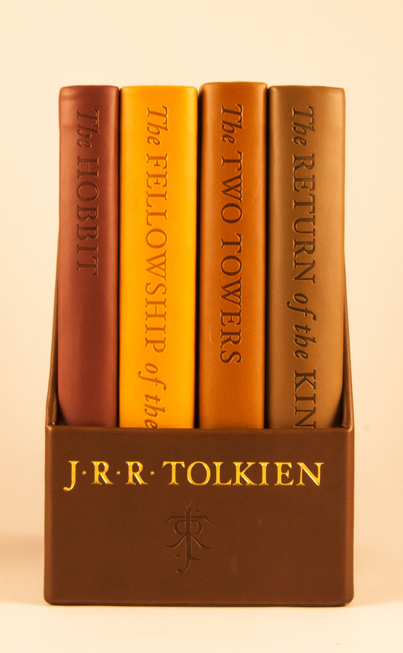 Lord Of The Rings Book Editions Cloth