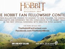The Hobbit Fan Contest Video-Diaries