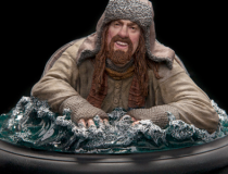 NEW Bofur Barrel Rider Statue from Weta