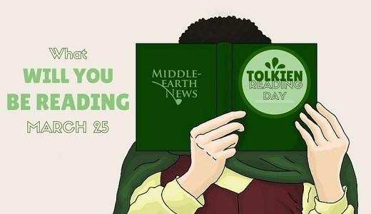 Tolkien Reading Day GIVEAWAYS!