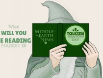 T-shirt Giveaway for Tolkien Reading Day!