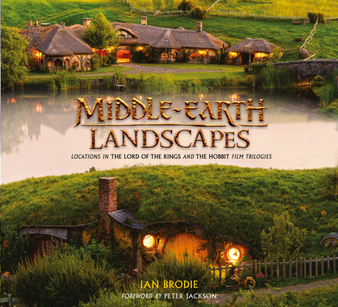 Middle-earth Locations book