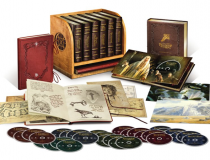 Lord of the Rings and The Hobbit Collector's Edition Blu-ray Box Set