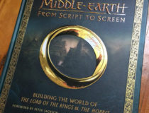 Collectors Corner: Middle-earth – From Script to Screen Book