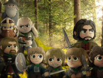 New 'LOTR' Figures from Funko!